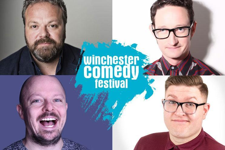Hal Cruttenden, Mike Cox, James Dowdeswell and James Gill
