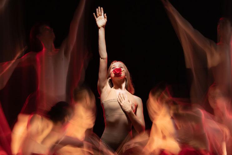 Ballet Central production shot