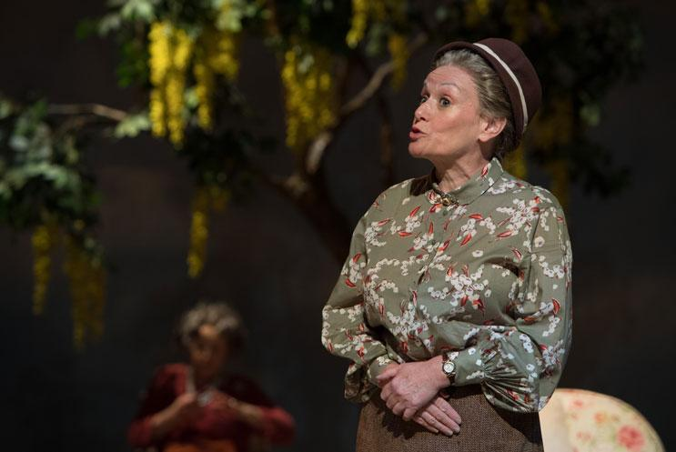 Murder, Margaret and Me production photo