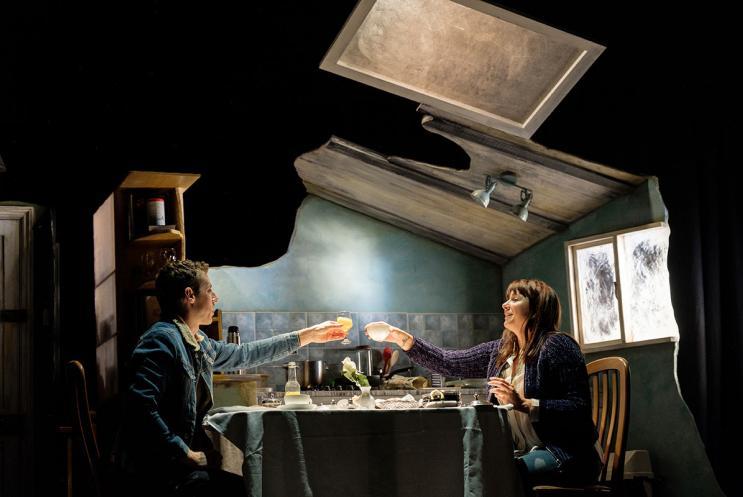 Skylight production image